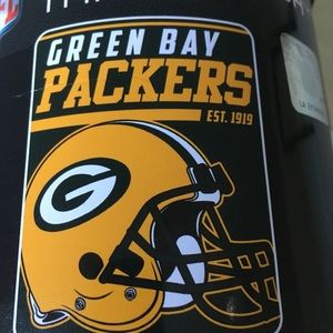 NFL Bedding - Green Bay Packers Super Plush Throw